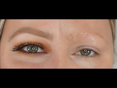 How To: Fill In Eyebrows for Beginners | Sparse Eyebrow Tutorial