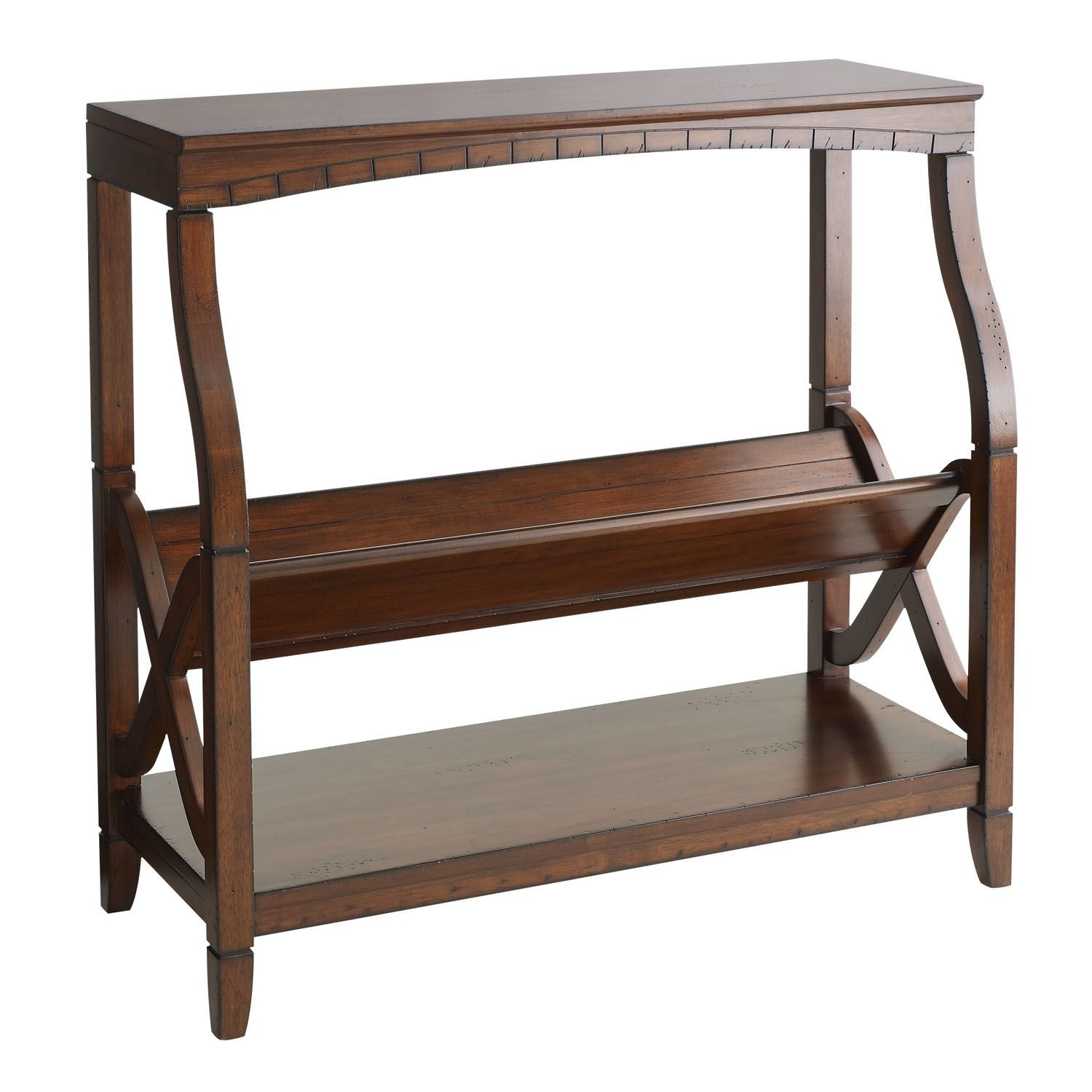 Bookseller Low Shelf   Mahogany Brown | Pier 1 Imports. Library BookshelvesHome  Office ...