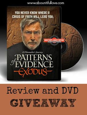 Patterns Of Evidence Exodus Review And Giveaway Exodus Evidence Pattern