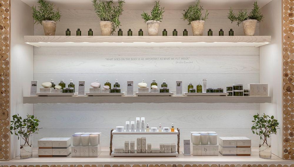Bamford Haybarn Spa 1 Hotel South Beach Robb Report Esthetician Room Decor Beauty Therapy Room Retail Interior Design