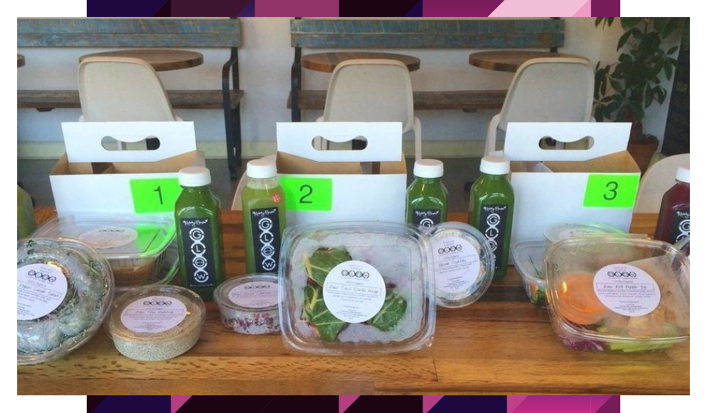 We Tried a Cleanse From Drew Barrymores Favorite LA Juice Shop  planning