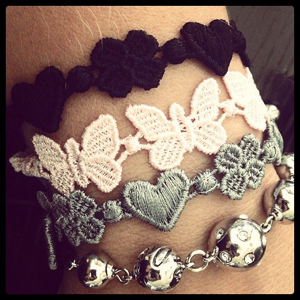 Damiani cruciani bracelet celebrity
