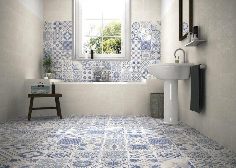 15++ Faience vintage salle de bain trends