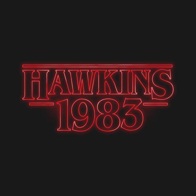 hawkins 1983 by stationjack stranger things in 2018 pinterest