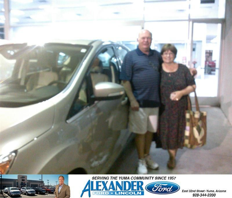 Congratulations To John Baker On Your Ford C Max Hybrid Purchase