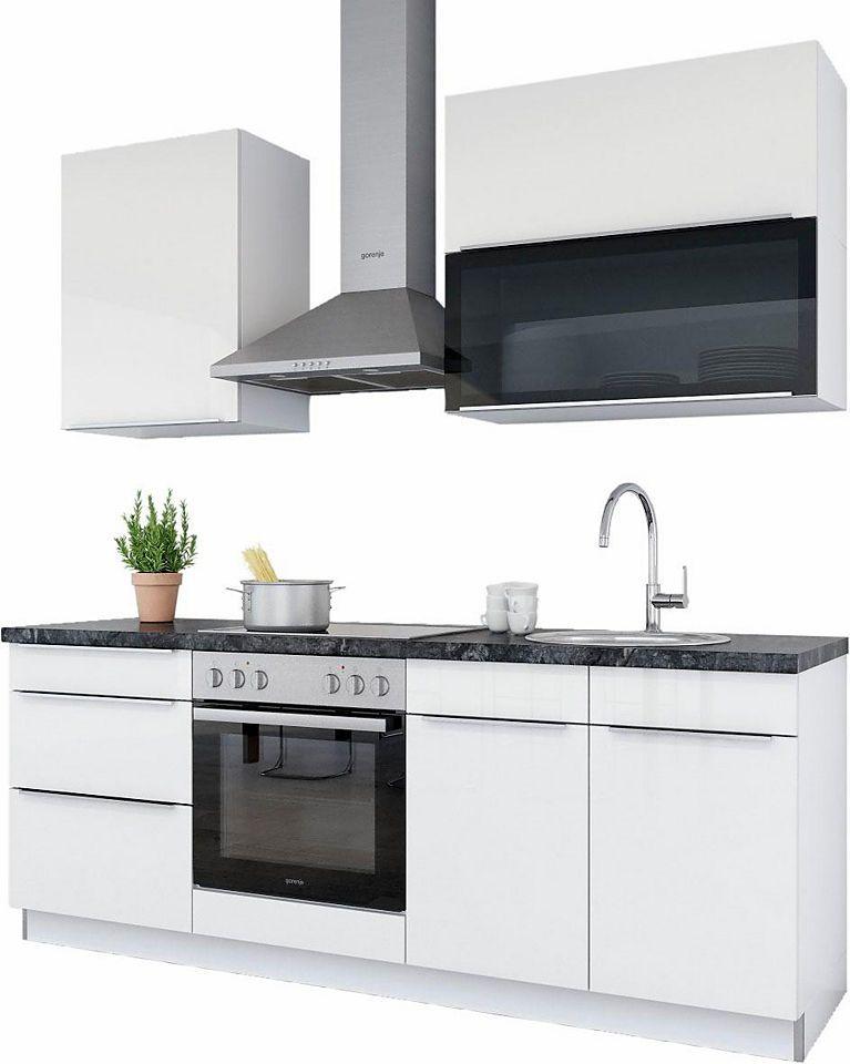 set one by Musterring Küchenzeile »Palermo« ohne E-Geräte, Breite - küchenblock ohne e geräte