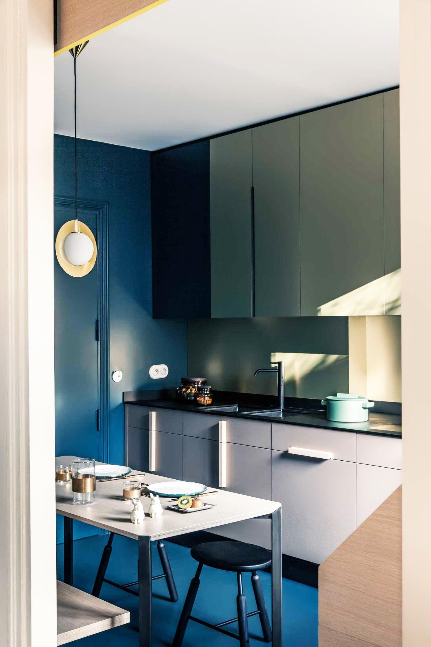 Tour a Whimsical 1930s Apartment in Paris via @MyDomaine