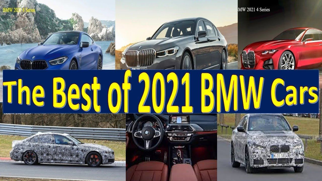Top 10 Cars in the World The Best of 2021 BMW Best of