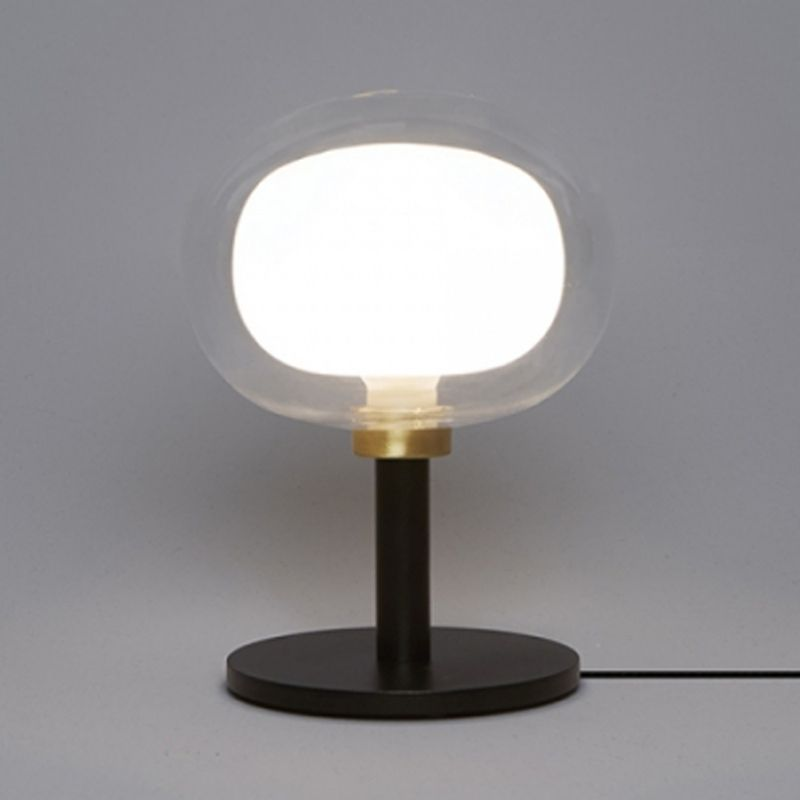 La Mini Table Lamp By Tooy 68 552 32 Bk Br In 2019