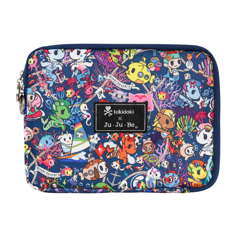 Ju Be X Tokidoki Changing Bag Microtech In Sea Punk 29 95 26 00 Machine Washable Laptop