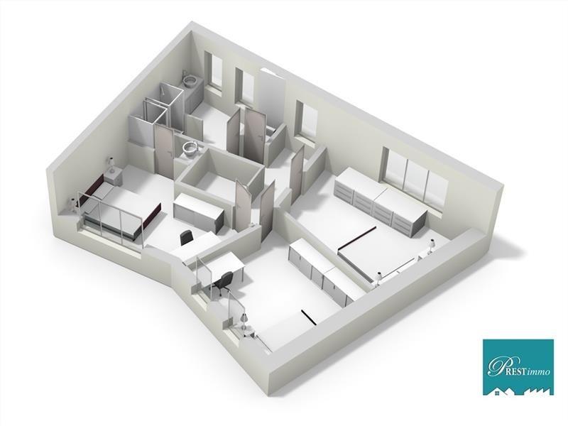 Marcinelle - Gros oeuvre fermé 210m² nets, 4 ch, gar 2 voit, 2,8a - faire un plan maison