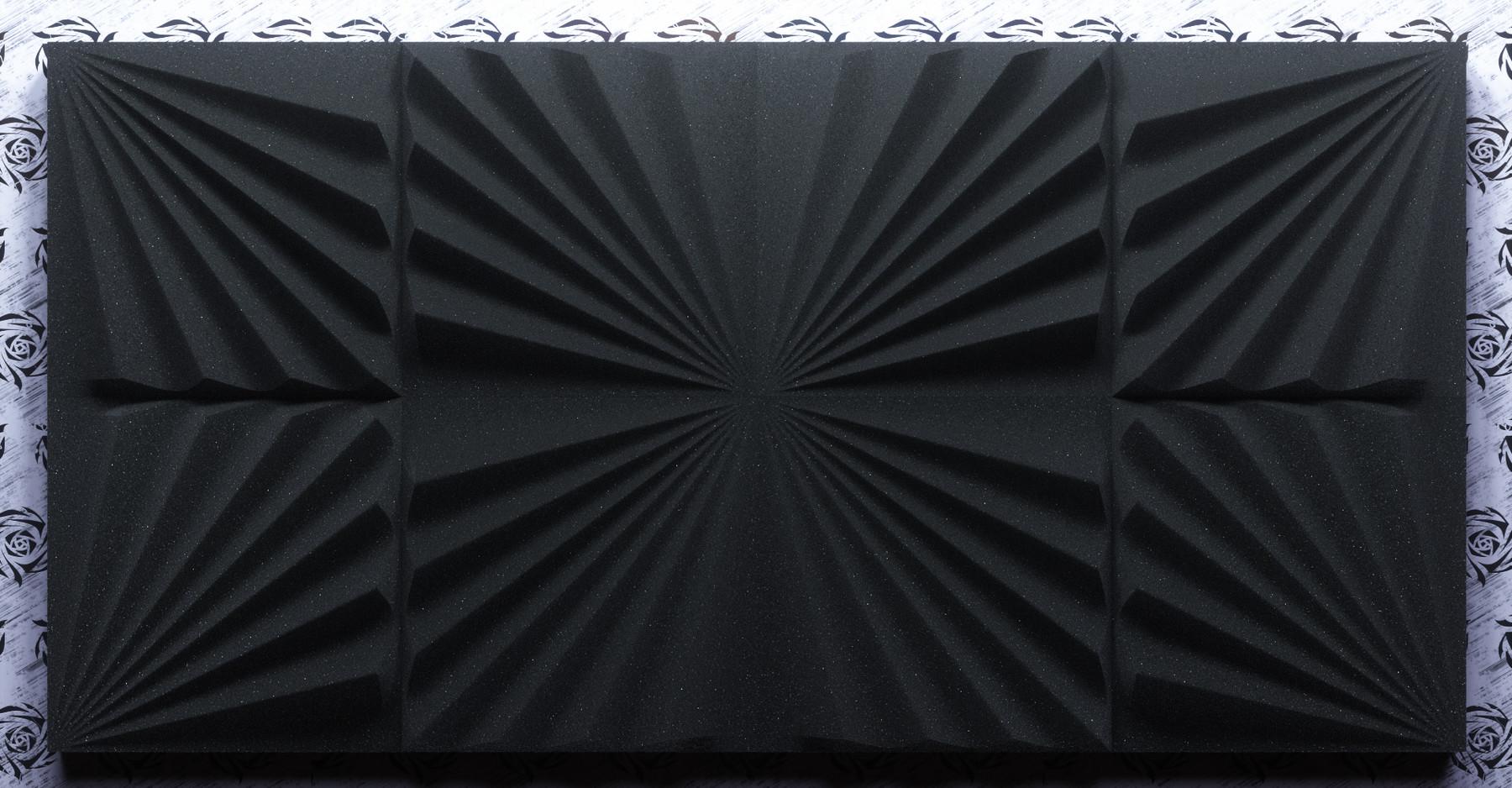 Acoustic Foam Panels 12 Sound