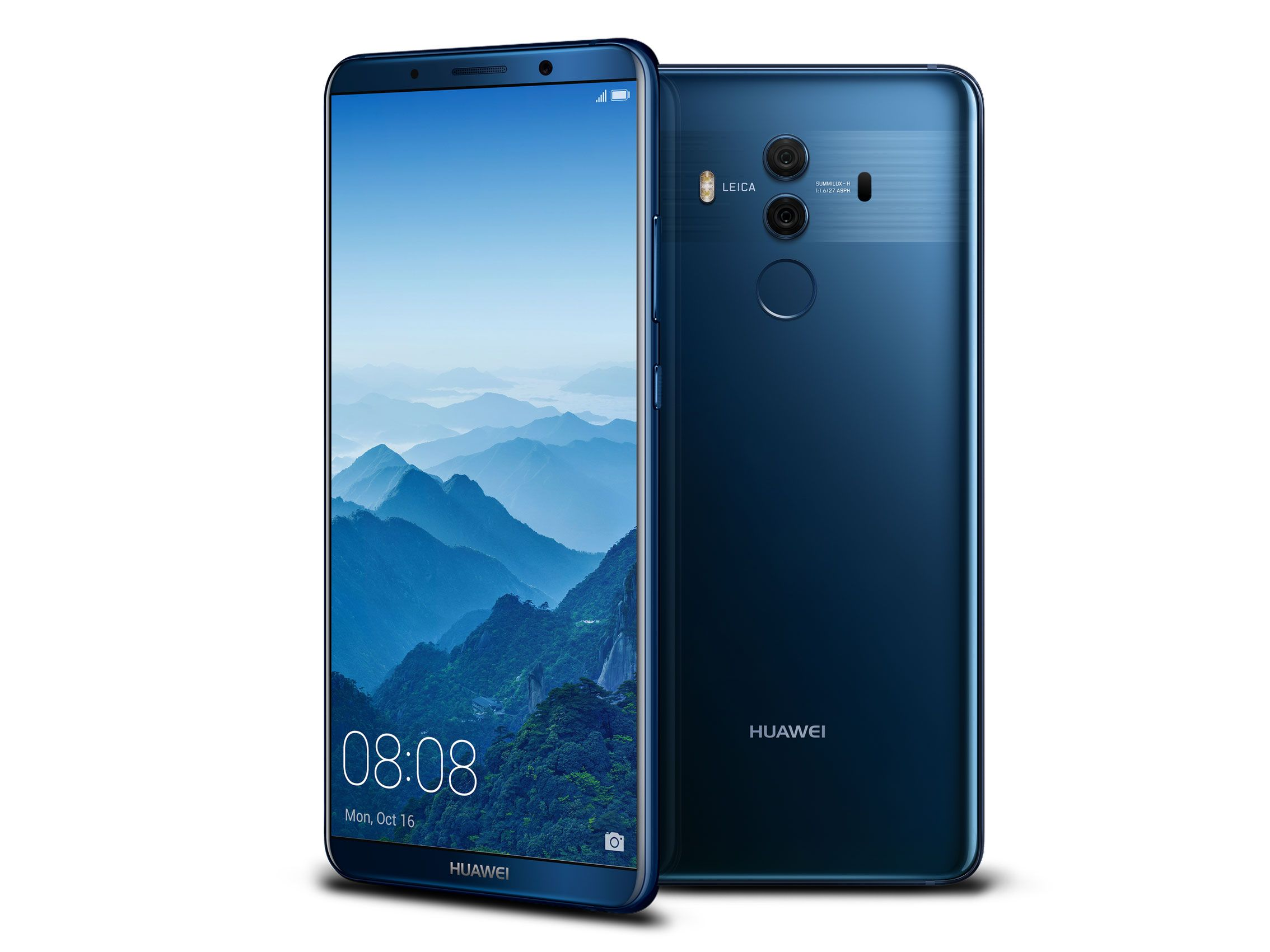 How To Enable App Drawer on Huawei Mate 10 Pro Huawei
