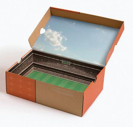 Nike Stadium Packaging