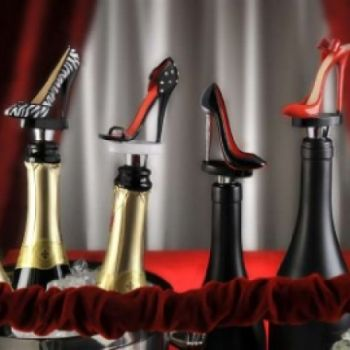 Cheap Shoe Wine Stoppers