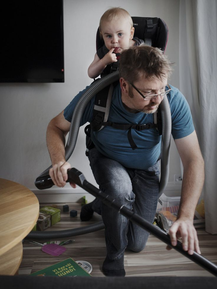 GTD Dad in Sweden: Ola Larsson, 41, purchaser   This Is What It Looks Like When Men Are Allowed To Take 480 Days Of Paternity Leave