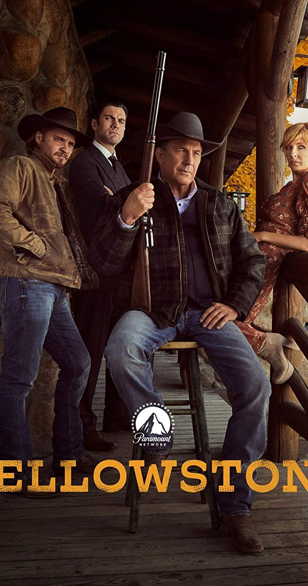 Created By John Linson Taylor Sheridan With Kevin Costner Luke Grimes Kelly Reilly Wes Bentley A Ranching Tv Series To Watch Yellowstone Series Tv Series