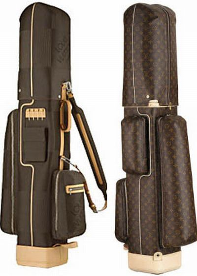aafe758b4f Louis Vuitton Golf Bag -- must-have accessory - just need to learn how to  golf.