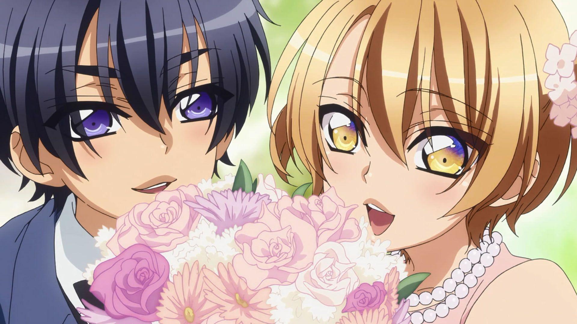 Рисунки аниме любовная сцена