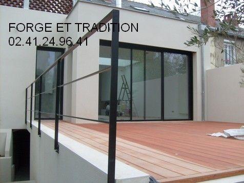 Garde fou Terrasse \ bambou Pinterest