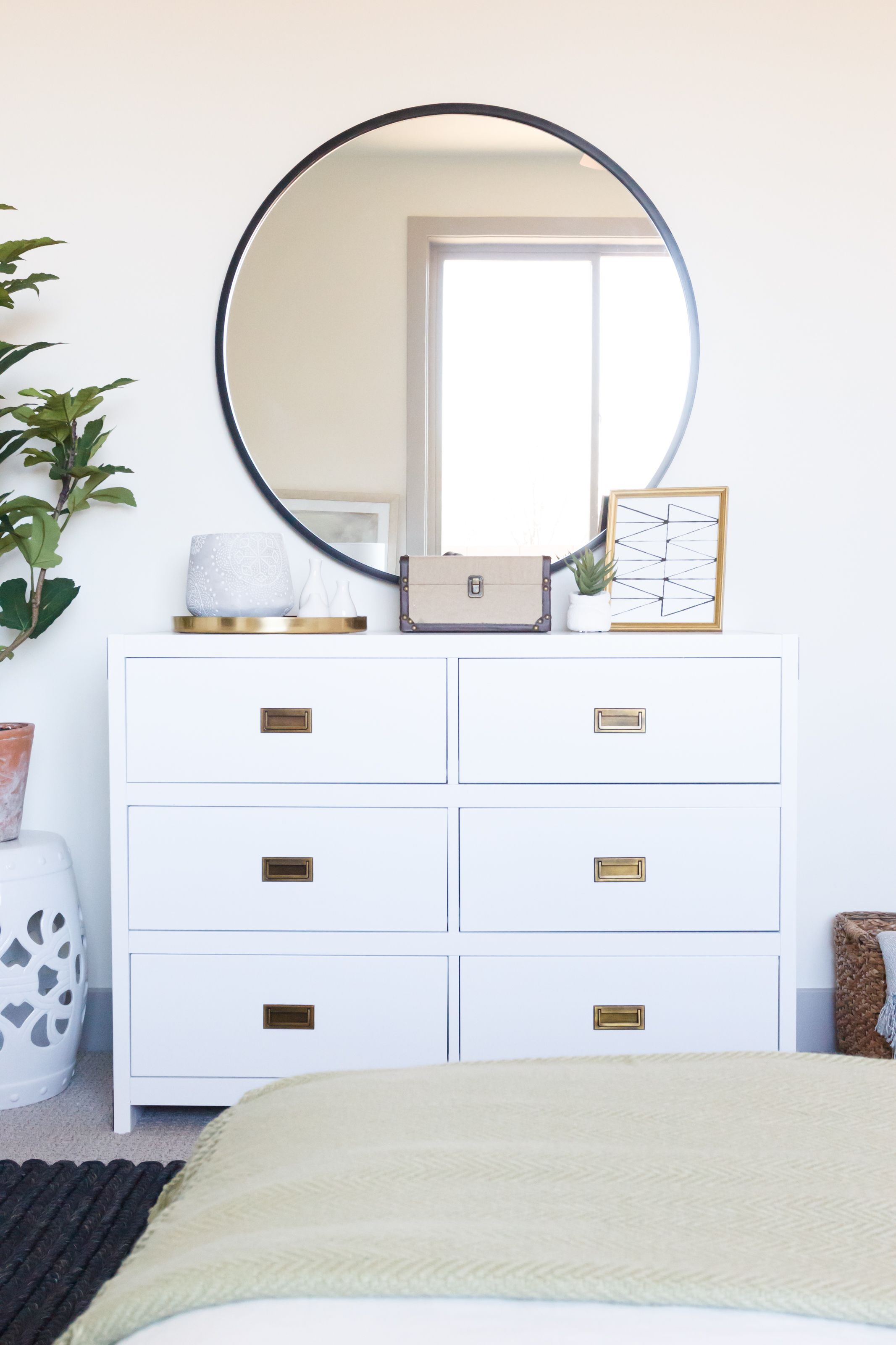 Interior Design Of Guest Room: Salt Box Collective Guest Bedroom