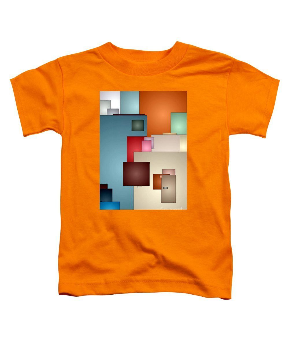 Toddler T-Shirt - Kaleidoscope