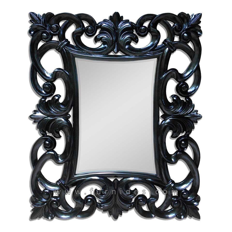 Jual Cermin Hias Ukiran Kayu | FurniDes.Com | Mirror Frame | Pinterest