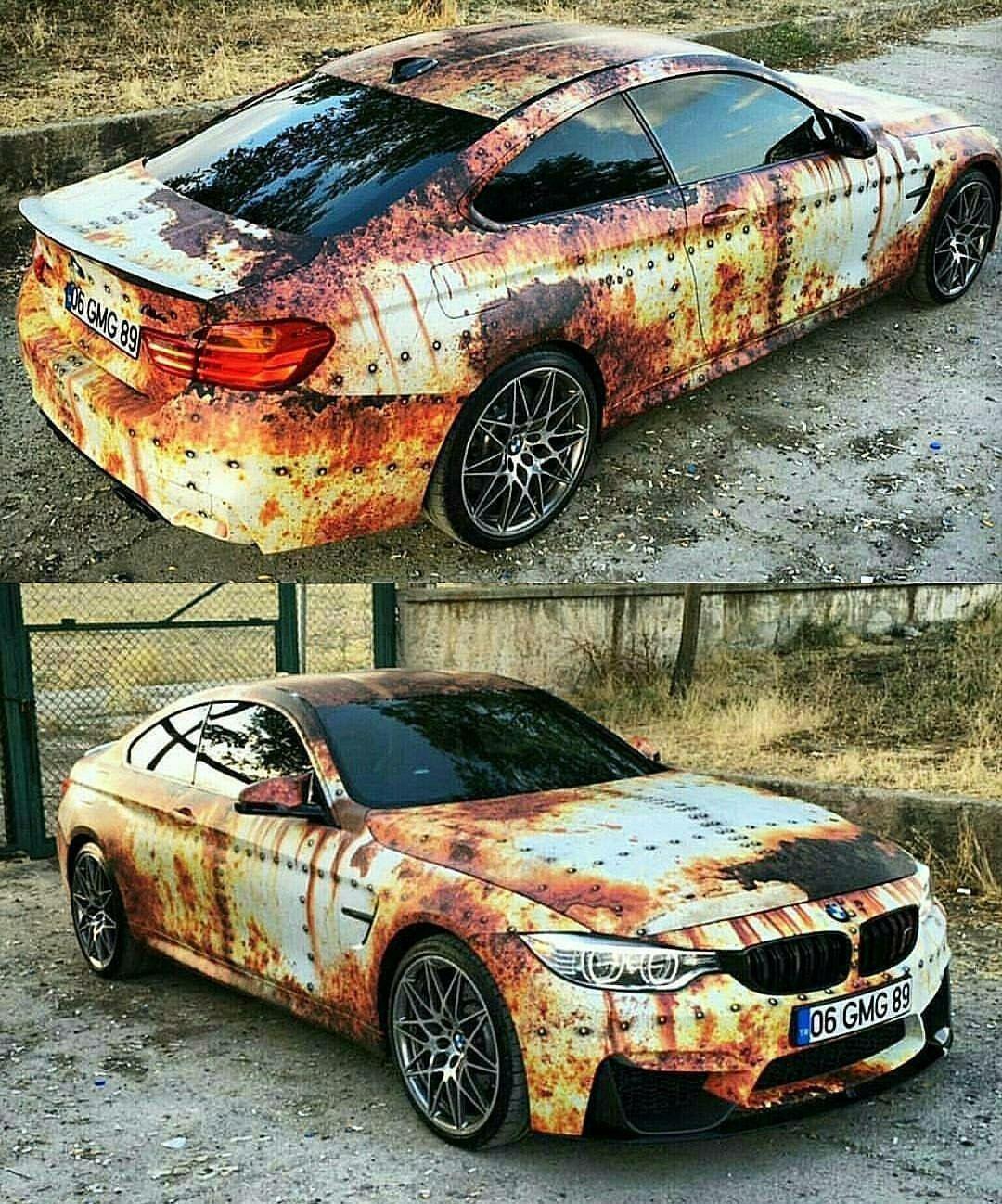Rustic Cool Cars Car Painting Custom Cars