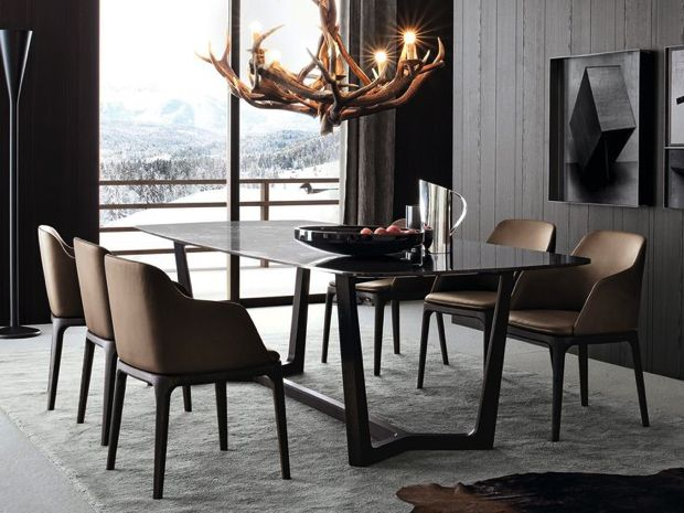 20 Luxury Dining Tables for the Modern Dining Room