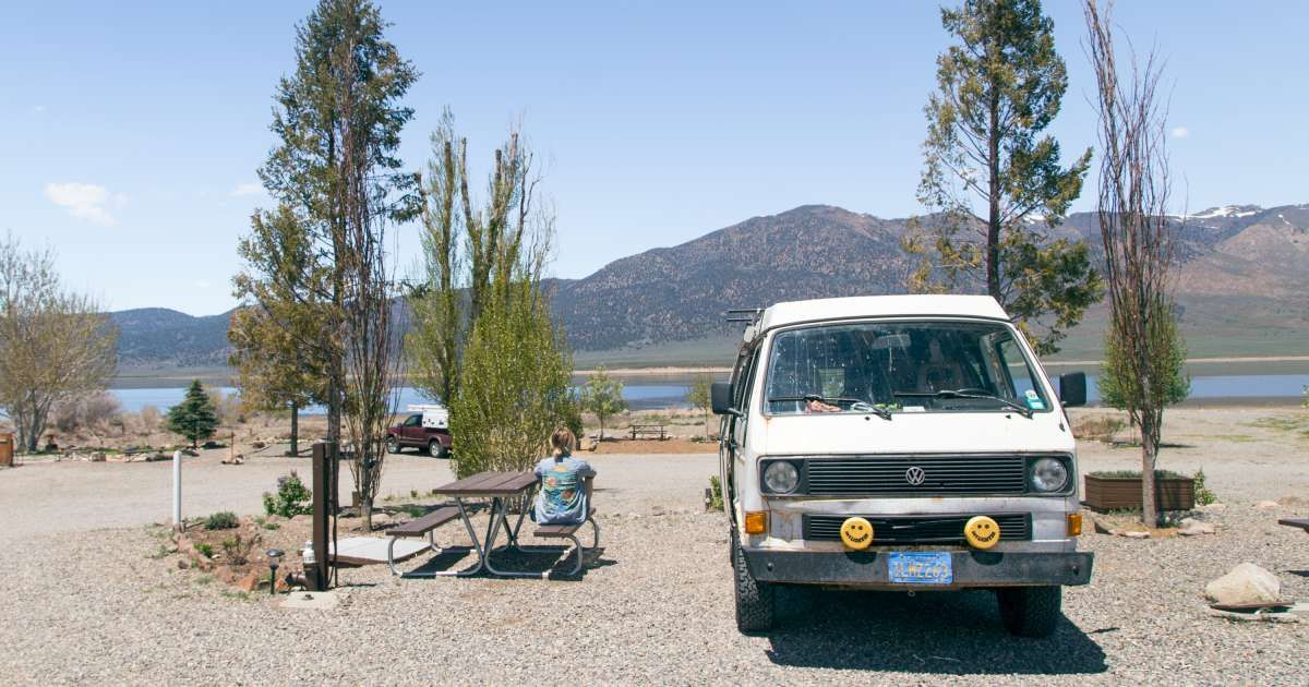 Mountain Views RV Camping (With images) California