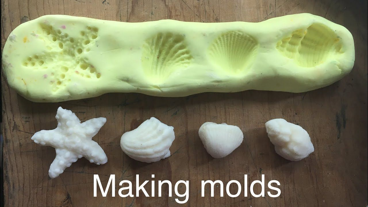 Making a silicone mold for soap embeds YouTube in 2020
