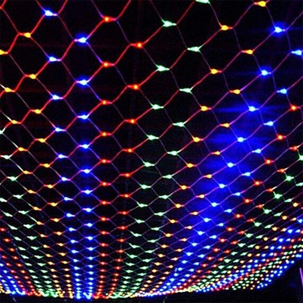 Led Net Lights Multicolor