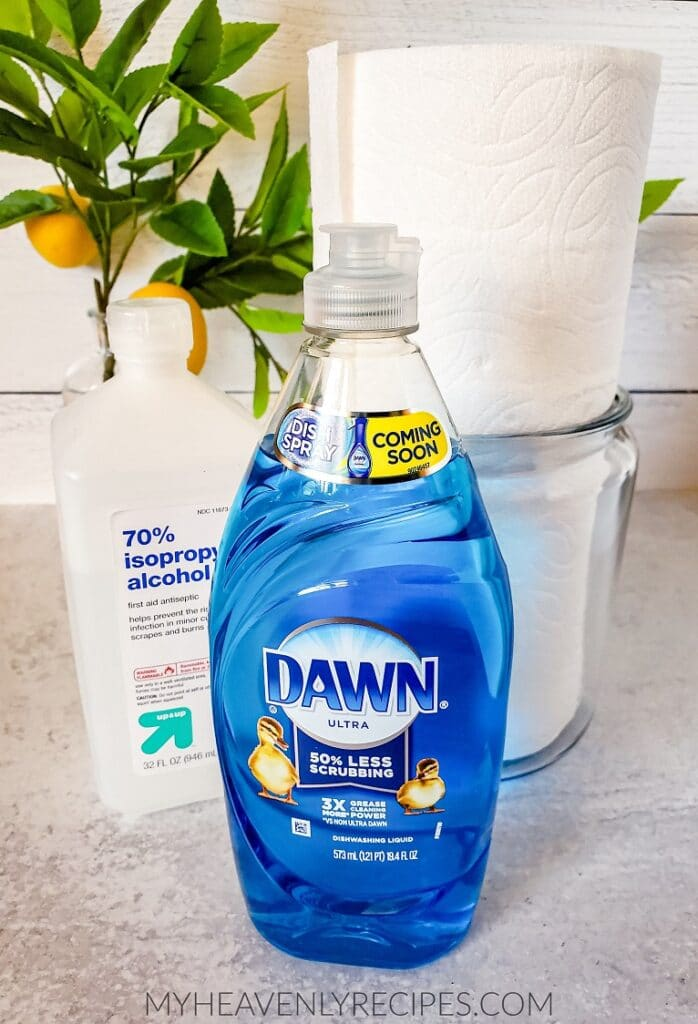 How to Make Homemade Disinfecting Wipes My Heavenly