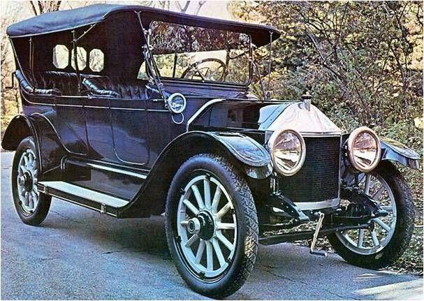 Chevrolet Auto Clasico Chevrolet Classic Six Ano 1911 Chevrolet