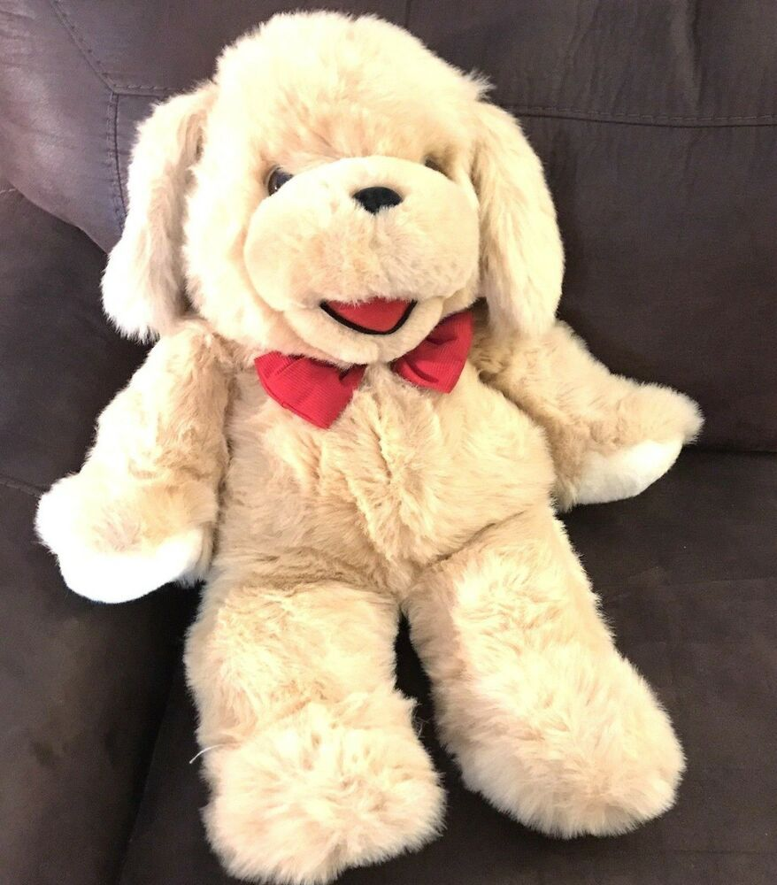Dan Dee International Limited Large Plush Puppy Dog Stuffed 29