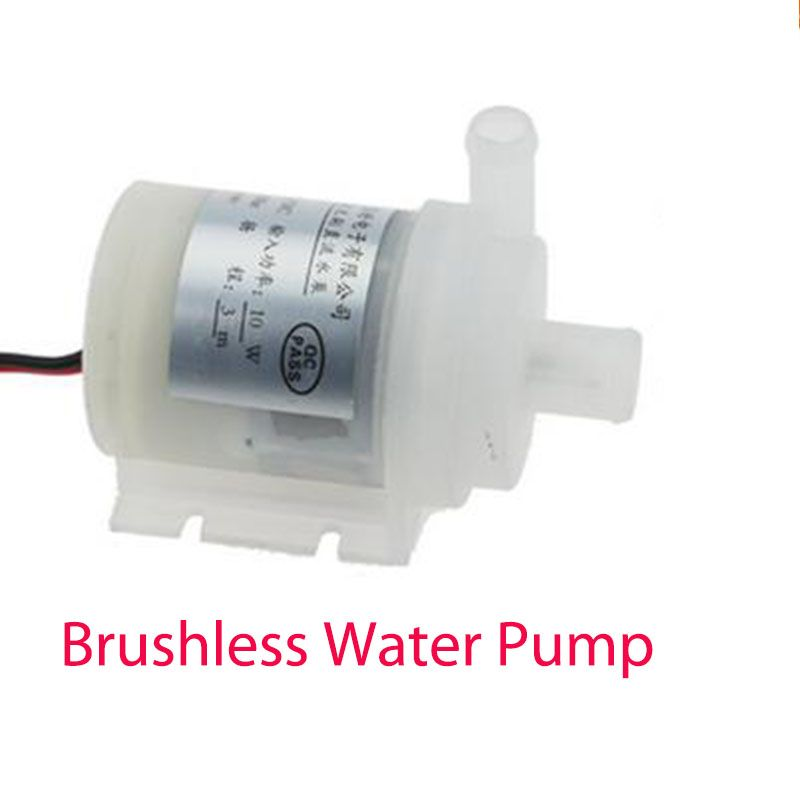 New 12v Dc 8l Min Food Grade Water Pump Brushless Motor Mute Water Pump For Juice Machine Coffee Machine Beverage Machine Pum Water Pumps Coffee Machine Coffee
