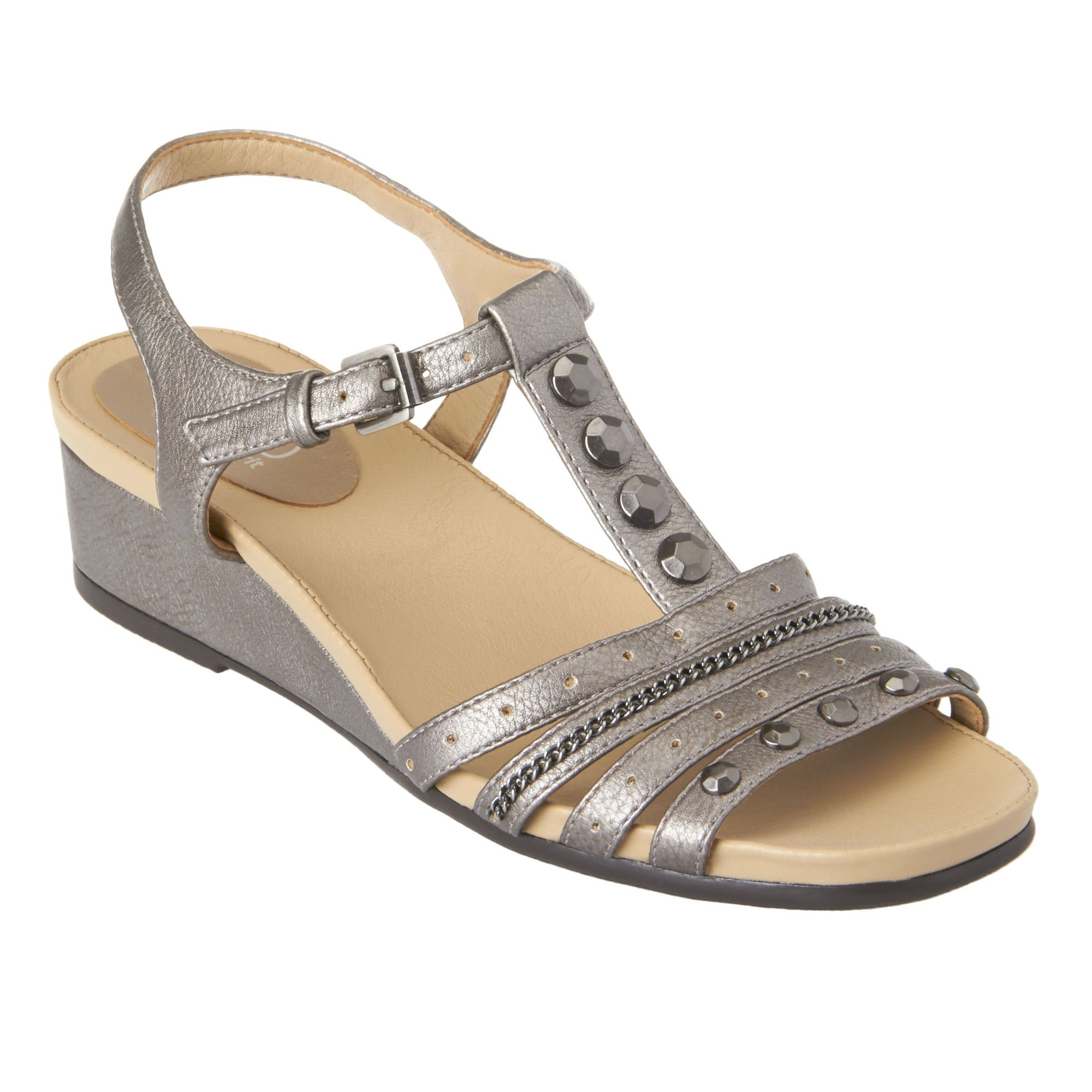 Baybird Wedge Sandals