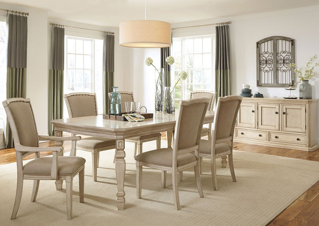 Arm Chair Dining Room Captivating Demarlos Extension Dining Table W 4 Side Chairs & 2 Arm Chairs Review