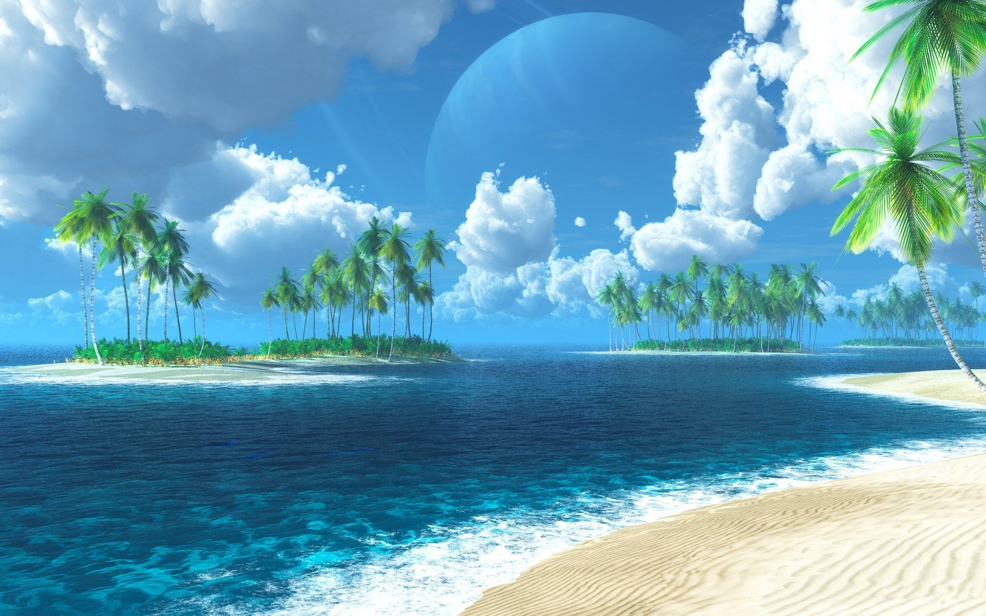 Adorable Peaceful Wallpapers 41 Wallpapers Bsnscb Beach Wallpaper Island Wallpaper Cloud Wallpaper