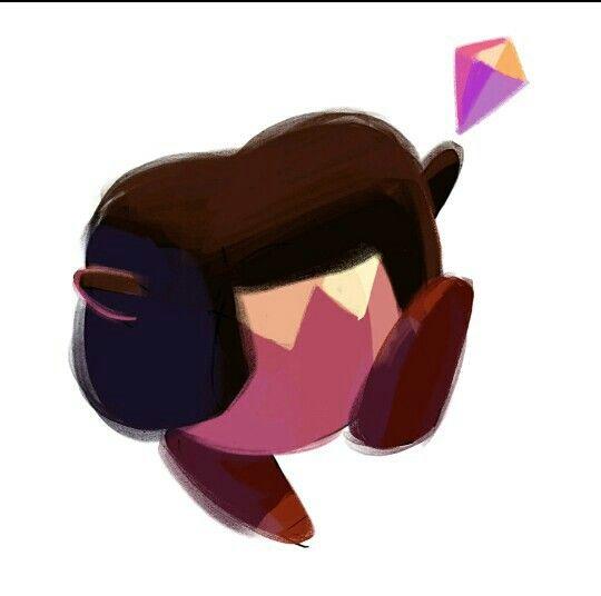 Awww! It's a Kirby garnet!!