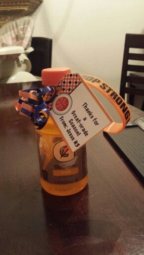 Sports Drink Gifts: Gatorade & Cuff Bands! | Quickie Gifts ...