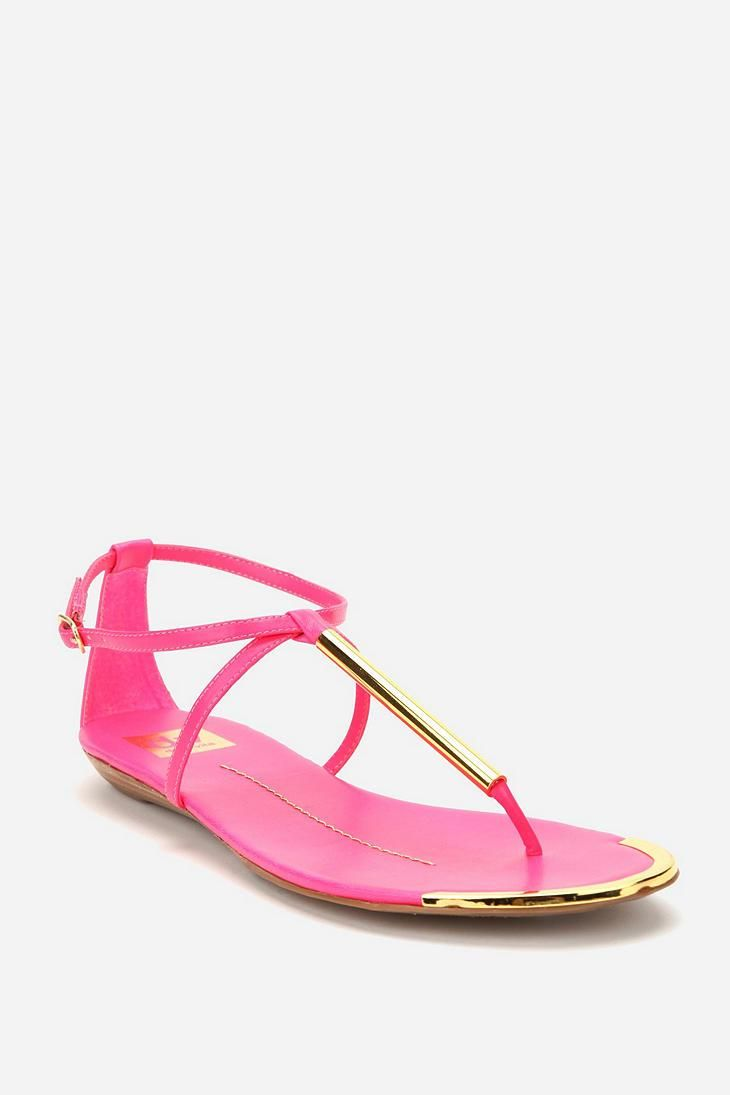 0990bf1209df Dolce Vita Archer T-Strap Thong Sandal -very cute  -) love the pink