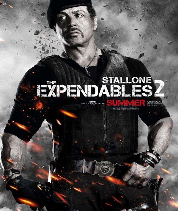 Los Mas Duros De Nuevo Juntos Http Www Sensacine Com Actores Actor 5311 Sensacine Losmercenarios2 The Expendables Expendables Movie Sylvester Stallone