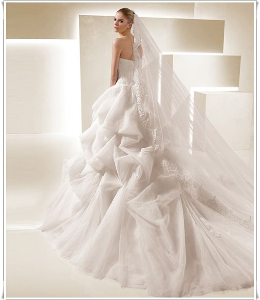 Prinzessin Brautkleider Stile 2016 | Here comes the bride ...