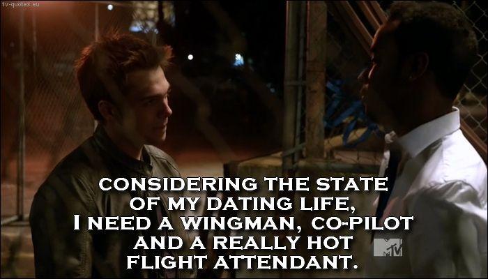 Flight attendant dating pilot