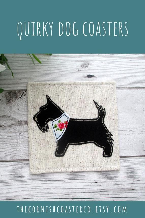 Quirky Gift Ideas For Dog Lovers Check Out More Coaster Designs At The Cornish
