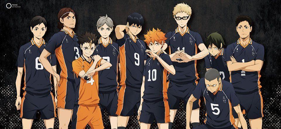 HAIKYU!!=͟͟͞͞🏐 on Twitter | Haikyu!!, Haikyuu anime, Best anime shows