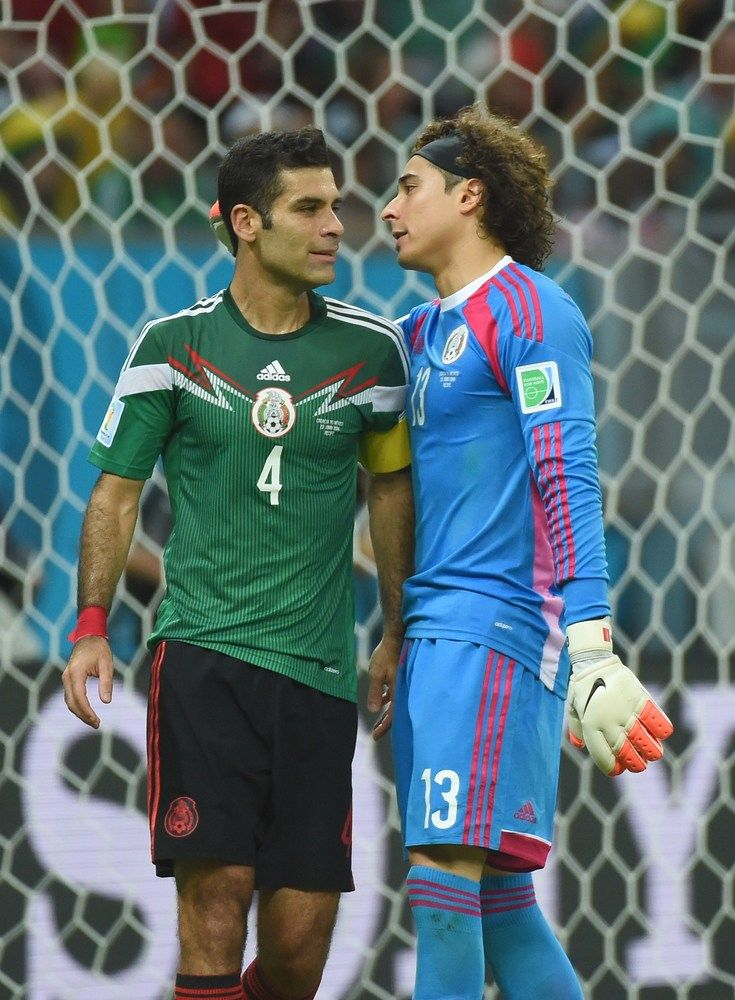 Highlights Mexico Erupts For Late Goals To Advance At World Cup Seleccion De Mexico Rafael Marquez Fotos De Futbol