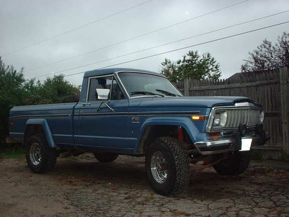 82 Jeep J10 Truck Jeep Jeep Pickup Jeep Truck
