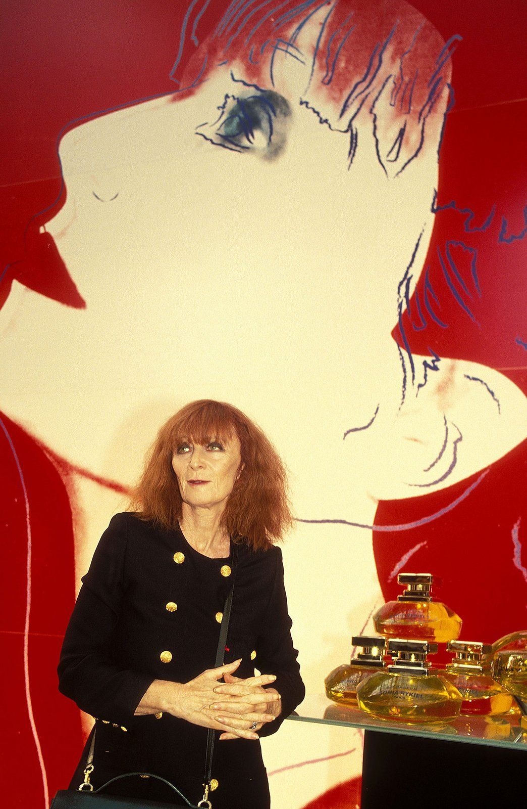 Sonia Rykiel the Iconic French Designer Dies at 86 http://ift.tt/2bQ4tRg #Vogue #Fashion